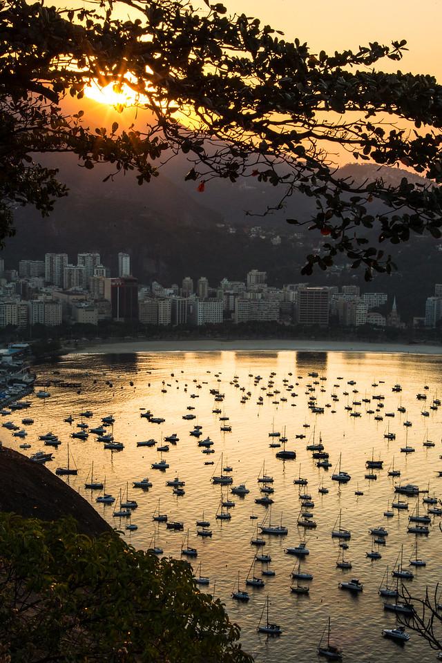 View of Botafogo beach