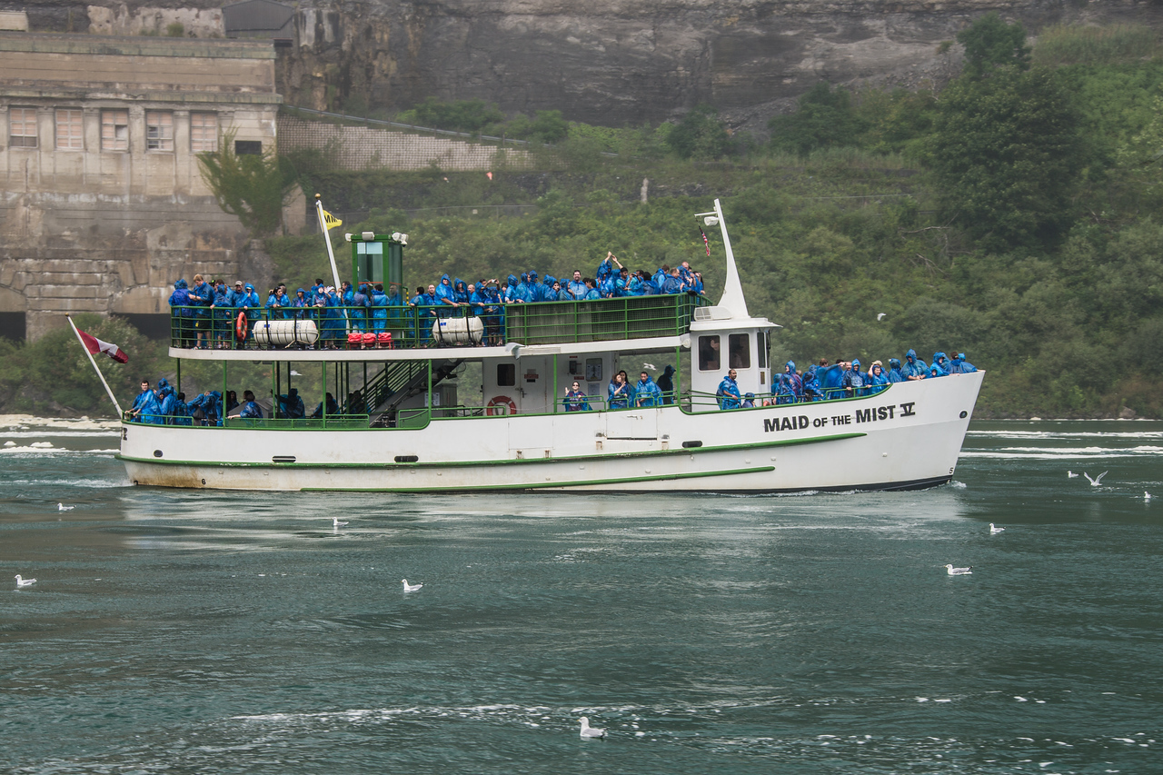 Another Maid of the Mist