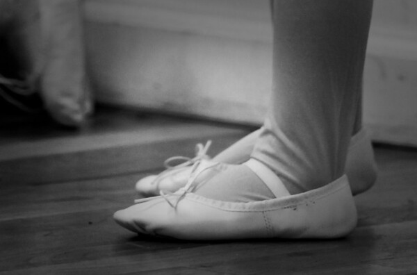 Gabriela at the Ballet