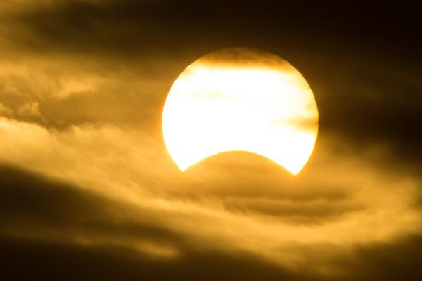 November 3, 2013 Partial Solar Eclipse
