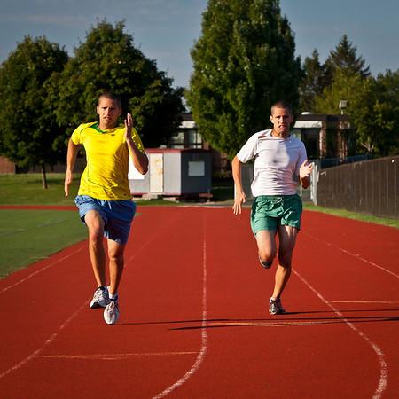 The Running Series